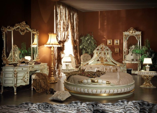 Royal Indonesia Masterpiece - Most Recommended Classic Bedroom