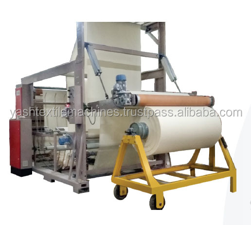 Woven Fabric Preparation Machine with Full Forward run