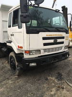 NISSAN DUMP TRUCK USED second hand dumpers