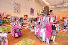 Children's liquidated customer returns, store stock closeouts