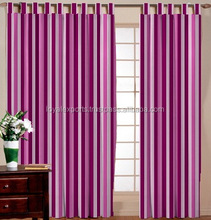 Door Beads Cotton Curtain / Latest Curtain Design 2016 / Branded Cotton Striped Curtain