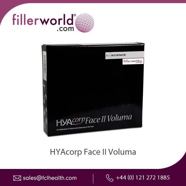 HYAcorp Face II Voluma (2x2ml) for Sale
