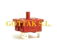 GOTTAK High Quality Rotary Switch (for soken substitute) electrical oil heater 3 way rotary switch gottak 250v 16Amp T-120