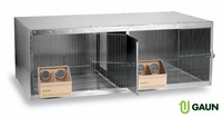 Pigeon breeding cage 8 compartments. Removable divider