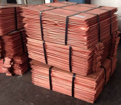 High Quality copper cathode plates (hot sales!!!)