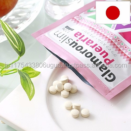 All in one japanese beauty product Glamorouslim Pueraria for breast enhancement