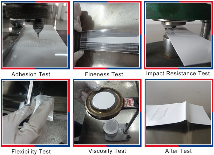 Food Grade Epoxy Paint For Metal