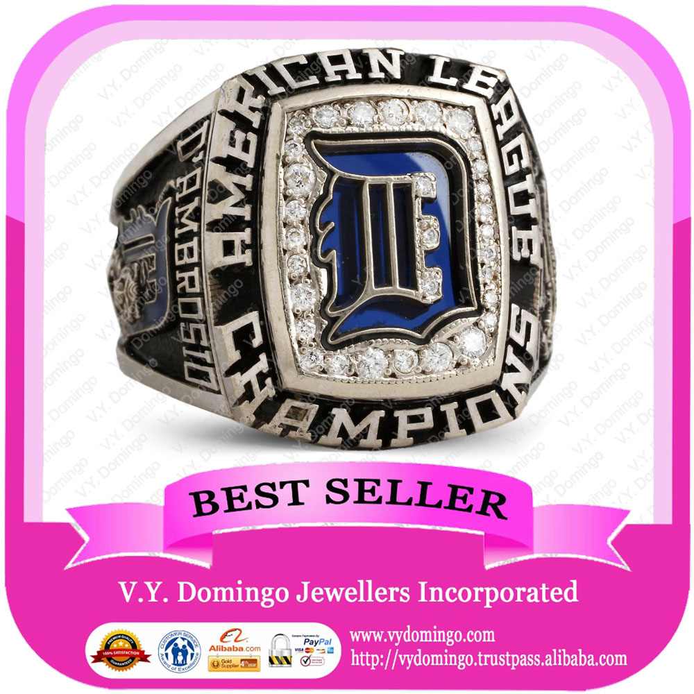 2006 DETROIT TIGERS AMERICAN LEAGUE CHAMPIONSHIP RING