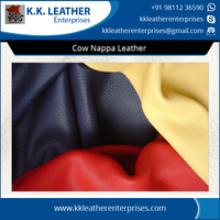 Top Quality Smooth Cow Nappa Leather from Genuine Exporter
