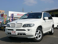 japanese and Right hand drive japan secondhand cars BMW X5 2004 used car at reasonable prices