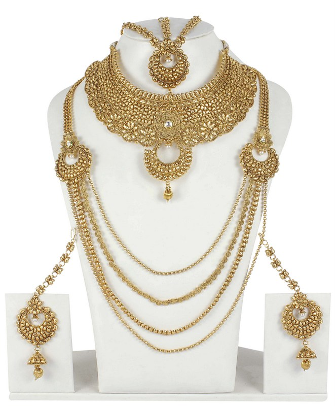 List Manufacturers of Jewellery Sets Gold Plated Buy Jewellery