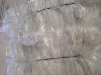 LDPE FILM 100% CLEAR BALED