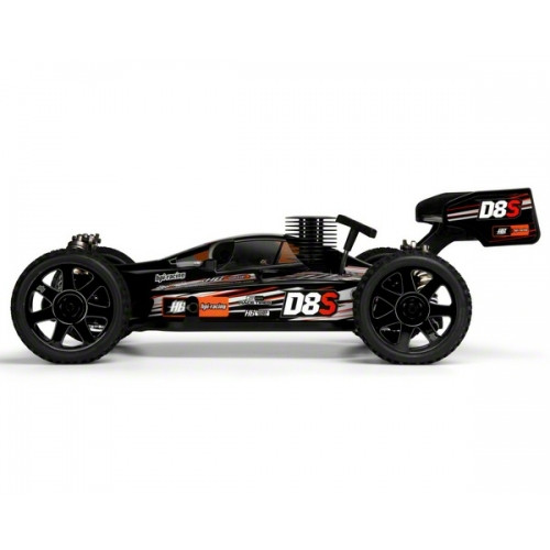 HPI D8S RTR 1/8 Off Road Buggy (w/TF-40 2.4GHz & F3.5 Engine)