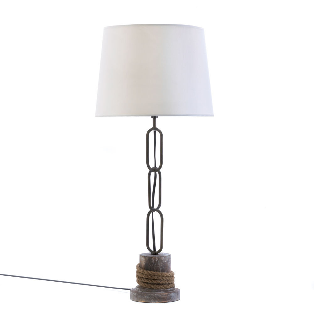 Anchor Chain Table Lamp