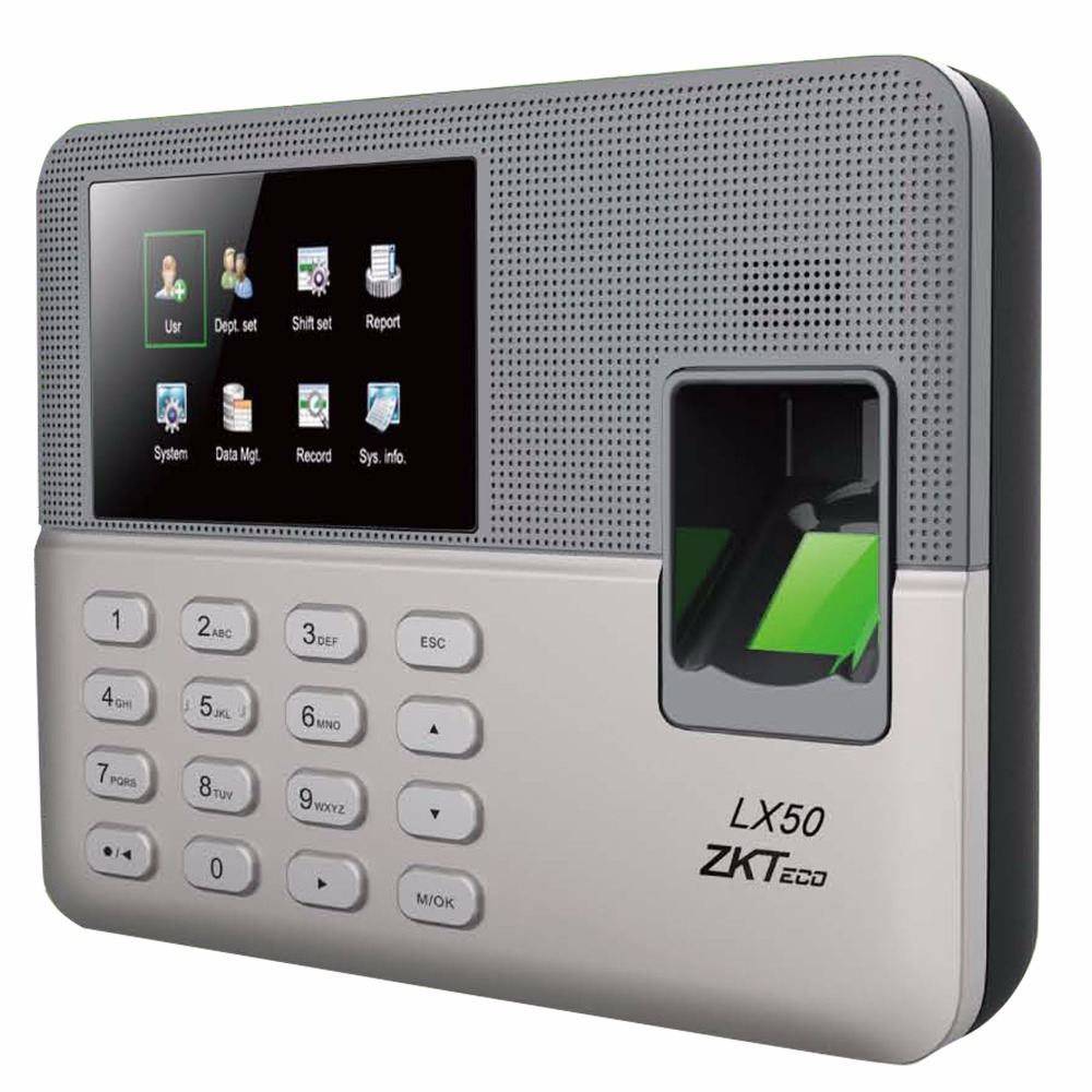 LX50 Fingerprint Biometrics