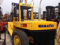 new arrived used japan made best price offered komatsu 20t forklift