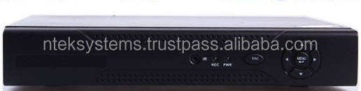 Warden CCTV DVR 8 Channel NVR