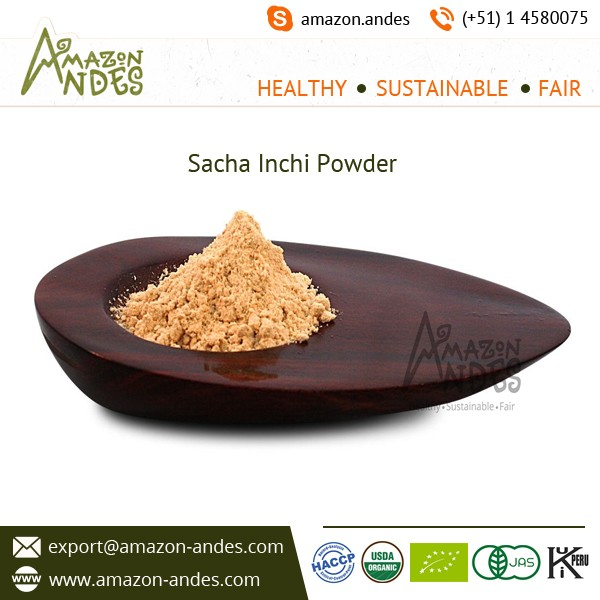 Long Shelf Life Anti-Aging Sacha Inchi Powder from Trusted Dealer