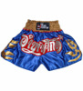 Top Quality Boxing Thai shorts Satin Muay Thai trunks
