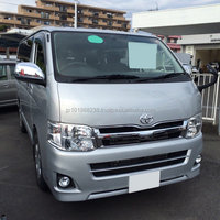 USED VANS - TOYOTA HIACE SUPER GL LONG (RHD 821346)