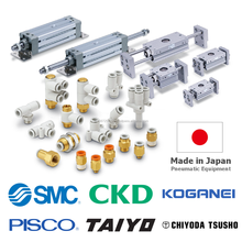 Reliable and High-performance SMC product made in Japan, CKD/KOGANEI/PISCO also available
