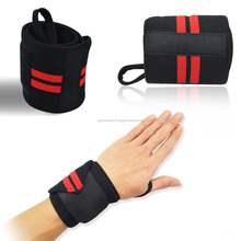 Elastic Custom Crossfit Wrist Wraps type Fitness wrap Gym Wrap