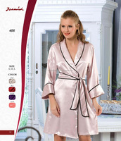 Satin Sexy Bride Robe