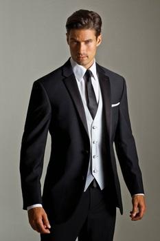 men high class wedding suit,men's suit fashion custom made