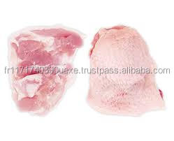HALAL FROZEN CHICKEN SKINLESS BONELESS THIGHS