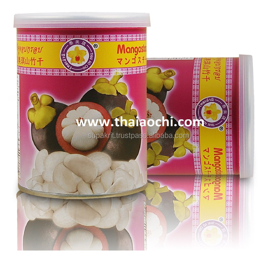 Thailand dry <strong>fruit</strong> best selling freeze dried Mangosteen 50 g tin can- Thai Ao Chi Brand - Dry <strong>fruit</strong> Snack