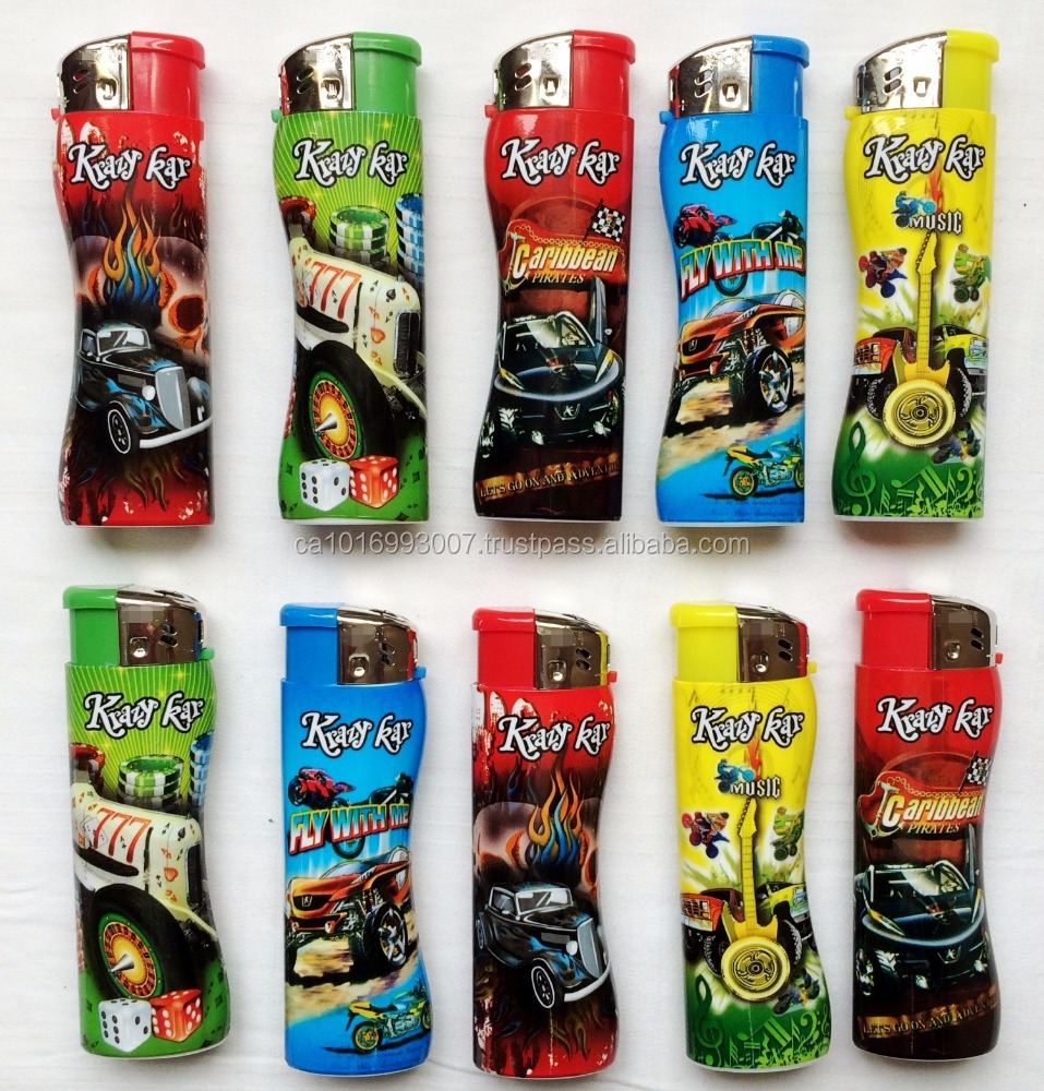 Electronic lighter for cigarette tobacco gifts solutions