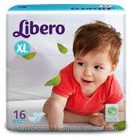 Pant and Stick type Libero Baby diapers for children