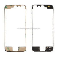 For iPhone 6 Frame, Replace LCD Frame for iPhone 4 5 5s 5c Mobile Phone Replacement Bezel Frame with solid hot glue