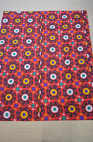 CHAKRA SCREEN PRINT TAIGAI BED COVER