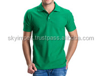 polo shirts - men's promotional polo shirt with custom embroidery - pi...