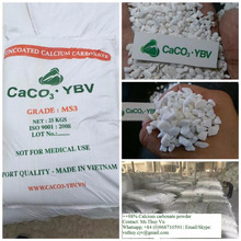 Coated Natural Limestone Powder at very workable price 8 micron for PVC, plastic