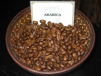 New crop Arabica coffee beans/green coffee