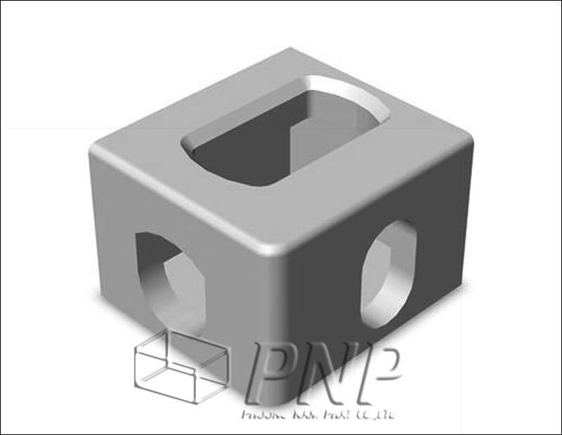 Steel Container corner casting for building and repairing container