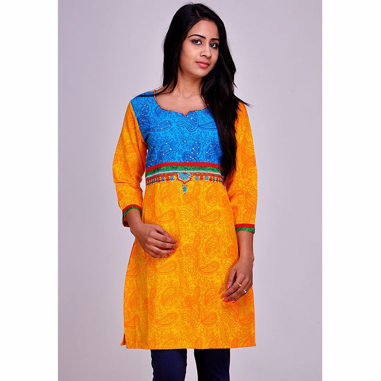 Latest kurti's for women