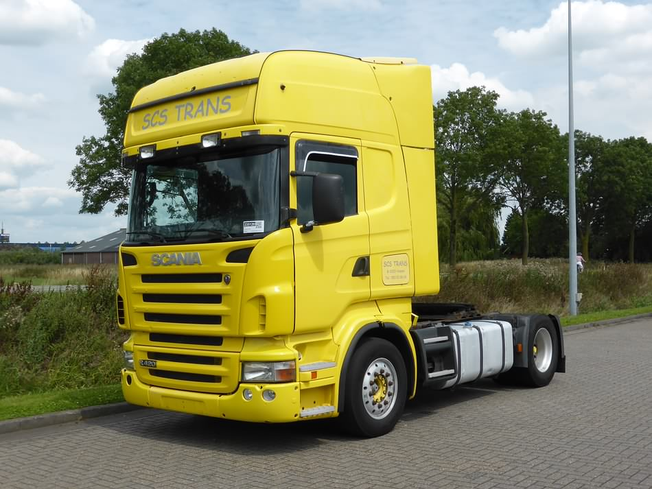 Scania R 420 Retarder (235120)