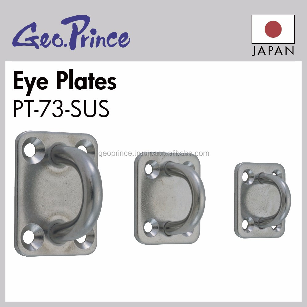 Best-selling and Easy to use eyeplates for cargo ship at reasonable prices , OEM also available
