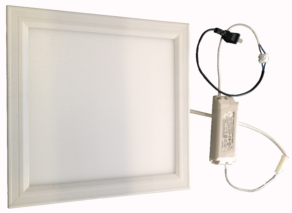 Singapore 54W, 620x620x8mm Flat LED Panel Lite, TUV approved, 90lm/W, PFC+PWM, Emergency Dimmable 0-10V LED Panel Light
