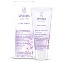 Baby Derma Face Cream, White Mallow 1.7 Oz by Weleda