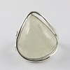 Best Deal Today !! Rainbow Moonstone 925 Sterling Silver Free Size Ring, Heart Touching Silver Jewelry, Unique Silver Jewelry