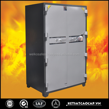 Modern 2 DOORS safe strong box,safe box KOREA- B1650 (1000)