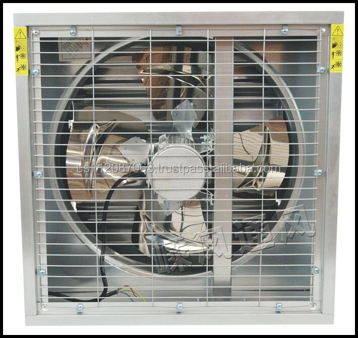 commerical wall mounted fans outdoor/stainless steel wall fan