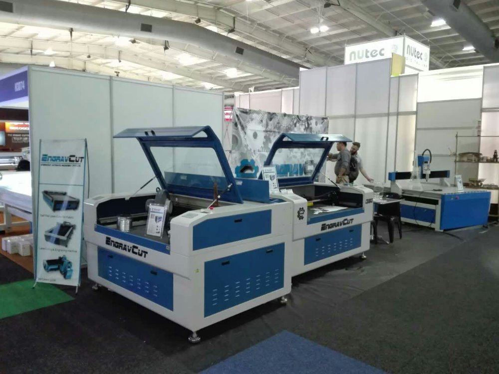 Laser engraving and cutting machine EC1390X