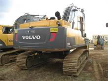 Cheap price used VOLVO EC300BLC excavator for sale