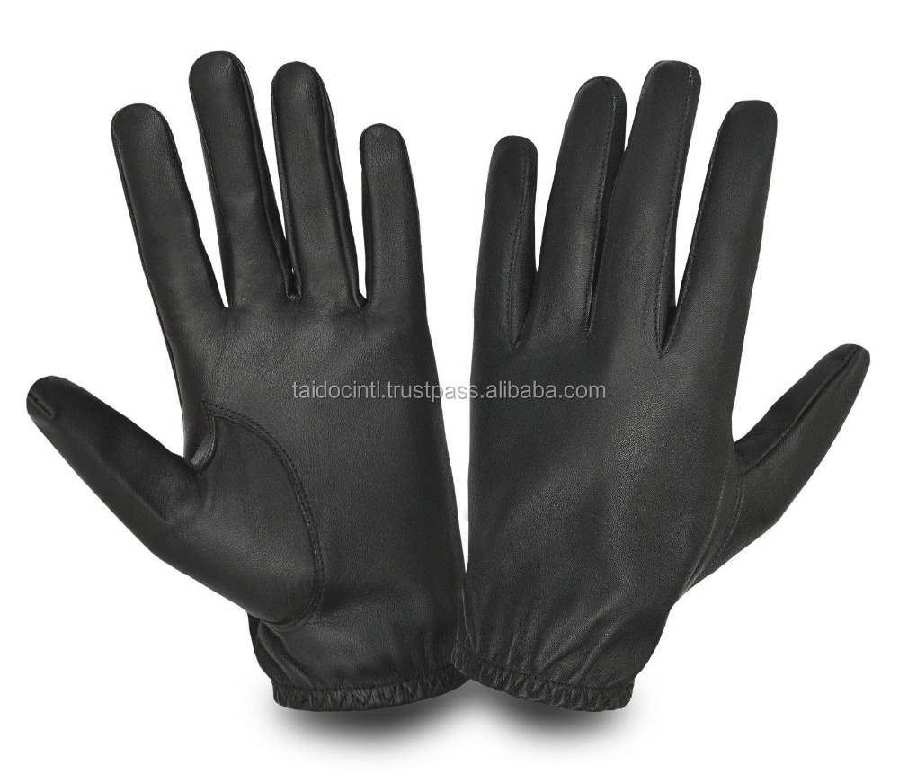 LEATHER DRIVING GLOVES SOFT COMFORTABLE RIDING MOTORBIKE CAR BUS OUTDOOR WALKING/ Best quality by taidoc