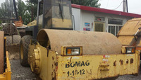Used Roller Compactor BOMAG, Used BOMAG BW217D Road Roller